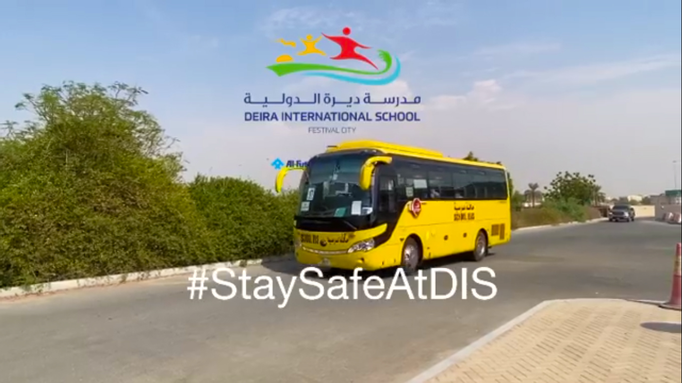 Deira International School's Preventive Action Against COVID-19
